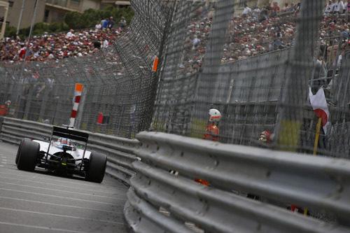 Felipe Massa firmó la séptima posición