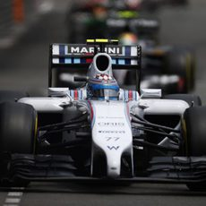 Sin puntos para Valtteri Bottas en Mónaco