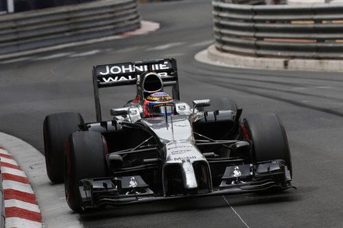 Jenson Button regresó a la zona de puntos