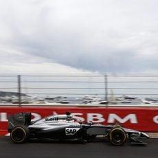 Ocho puntos para Jenson Button en Mónaco