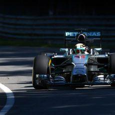 La Flecha Plateada de Lewis Hamilton, la más rápida