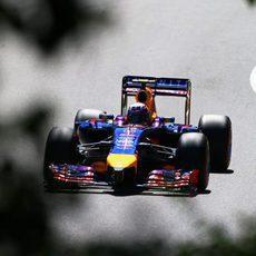 Daniel Ricciardo saldrá sexto en la carrera de Montreal