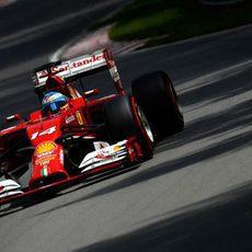 Fernando Alonso no pudo con tres equipos