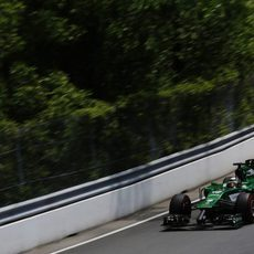 Kamui Kobayashi saldrá último en Montreal