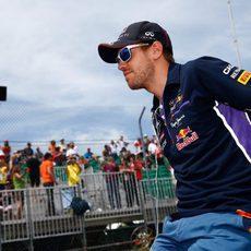 Sebastian Vettel buscará el podio en Montreal