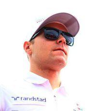 Valtteri Bottas, tranquilo antes del GP de Canadá
