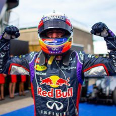 Primera victoria para Daniel Ricciardo