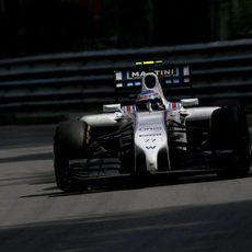 Seis puntos para Valtteri Bottas en Montreal