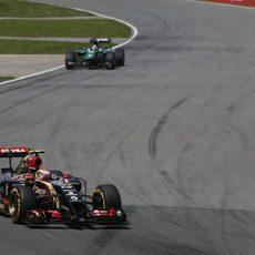 Fallos relacionados con el motor para Pastor Maldonado