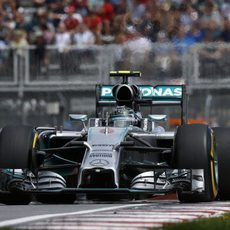 Nico Rosberg logra el séptimo podio del año