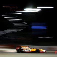 Grosjean en Singapur