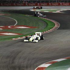 Alonso en Singapur