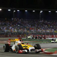 Alonso a por el podio