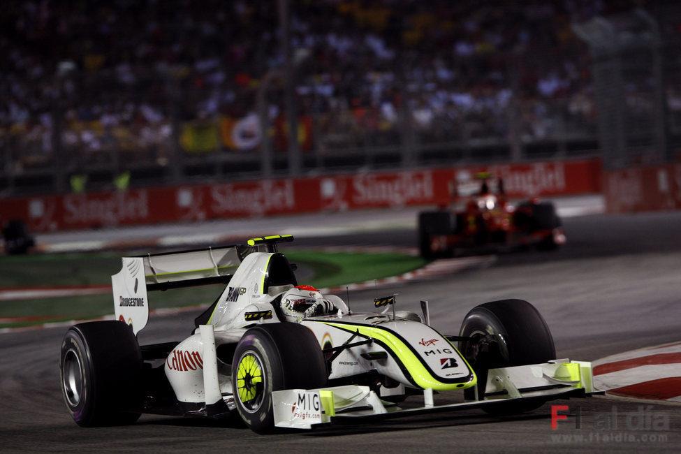 Barrichello a por el campeonato