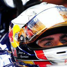 Alguersuari en el Toro Rosso