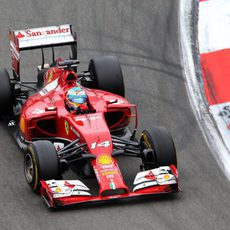 Quinta posición para Fernando Alonso