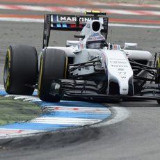 Tercer podio consecutivo para Valtteri Bottas