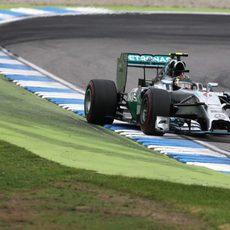 Cuarta victoria del año para Nico Rosberg
