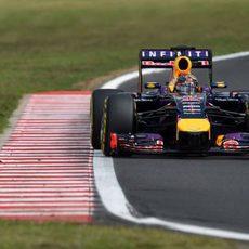 Sebastian Vettel recupera la confianza en Hungría