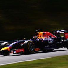 Primera línea de parrilla para Sebastian Vettel
