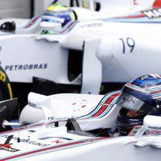 Buen resultado de clasificación para Williams