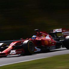 Fernando Alonso registró el quinto mejor tiempo