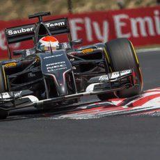 Adrian Sutil se asegura la 12ª posición