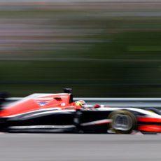 Jules Bianchi llega a Q2 de nuevo
