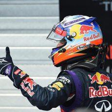 Número uno para Daniel Ricciardo