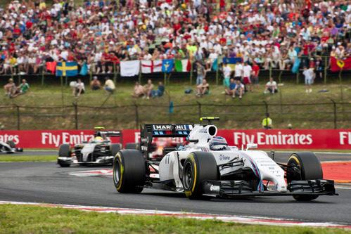 Valtteri Bottas se quedó decepcionado tras la carrera