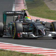 Esteban Gutiérrez termina en 17º lugar