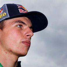 Max Verstappen, la nueva joven estrella de Red Bull