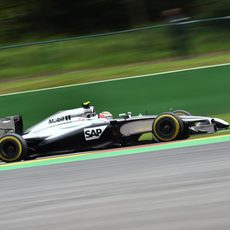 Vuelta en Spa-Francorchamps para Kevin Magnussen