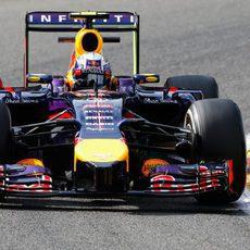 Daniel Ricciardo, consciente de las dificultades en Bélgica