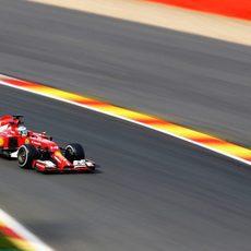 Fernando Alonso acabó tercero en ambas sesiones