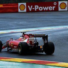 Fernando Alonso saldrá en segunda línea de parrilla