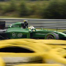 Marcus Ericsson saldrá último en Bélgica