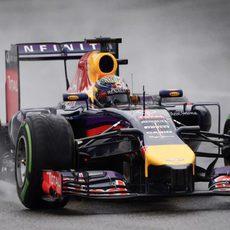 Compuesto intermedio en la clasificación para Sebastian Vettel