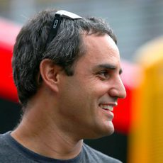 Juan Pablo Montoya, presente en Monza