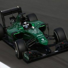 Kamui Kobayashi vuelve al CT05 en Italia