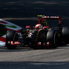 Entrenamientos en Monza para Pastor Maldonado