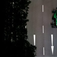 Kamui Kobayashi no se ha sentido cómodo con el coche