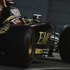 Los neumáticos fueron un aspecto clave de la carrera