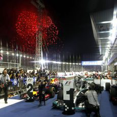 Lewis Hamilton gana el Gran Premio de Singapur