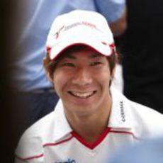 Kobayashi correrá con Toyota