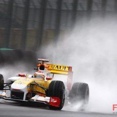Alonso en la clasificación