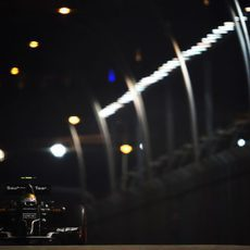 Esteban Gutiérrez abandona el GP de Singapur