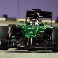 Marcus Ericsson acabó decepcionado el sábado