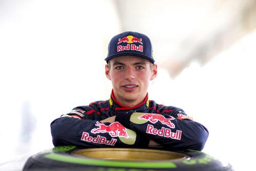 Max Verstappen debuta con Toro Rosso en Japón