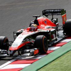 Jules Bianchi cree que Marussia puede mejorar para la carrera